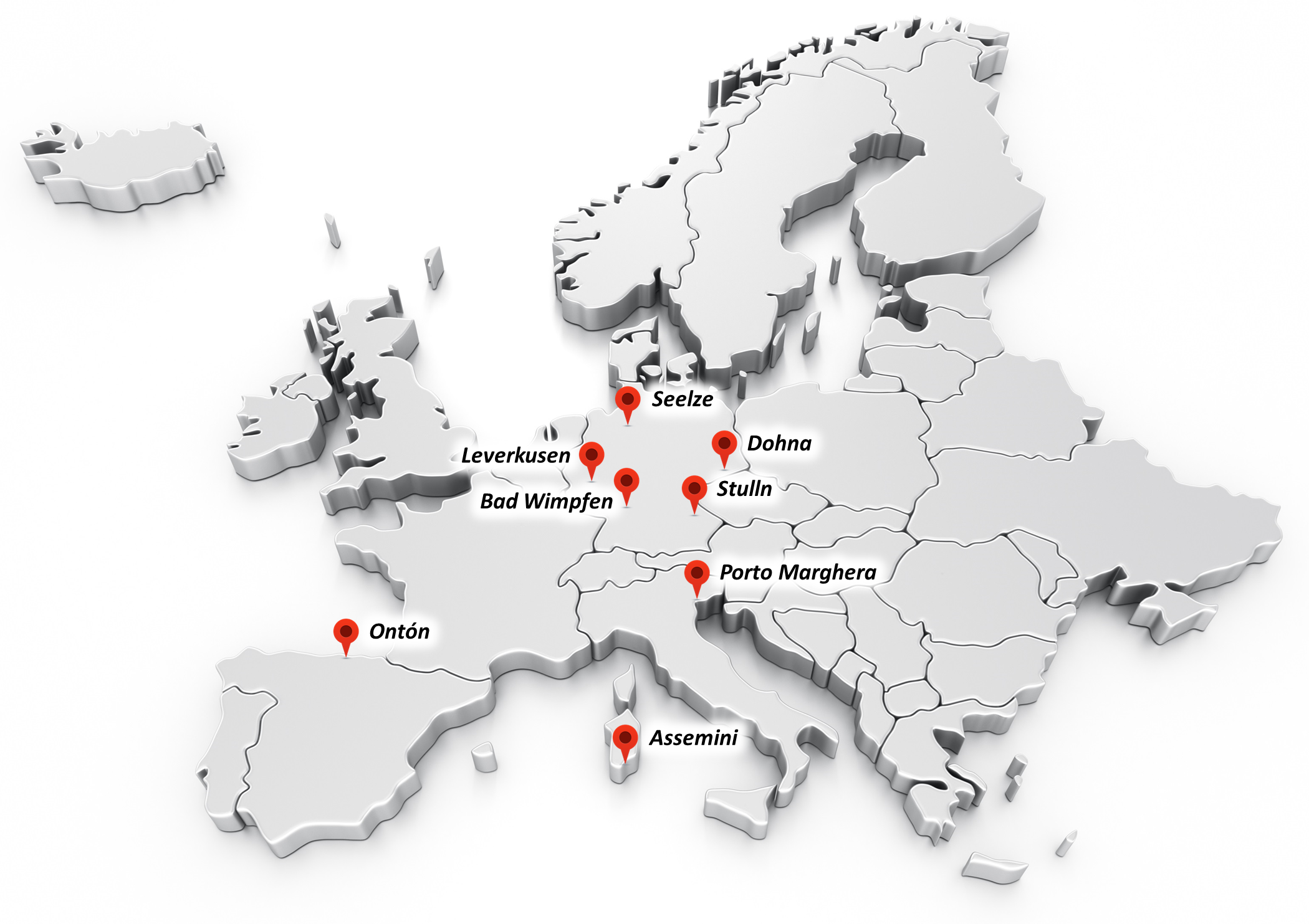 Eurofluor - CTEF members producing Hydrogen Fluoride in Europe